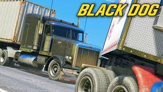 """Black Dog"" - GTA 5 Action movie | Chase scene"