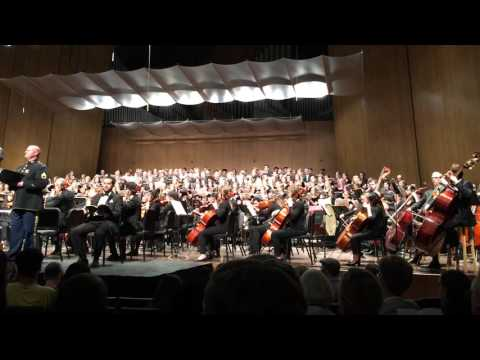 Beethoven 9th Symphony Finale – University of Kentucky Symphony Orchestra and Choirs