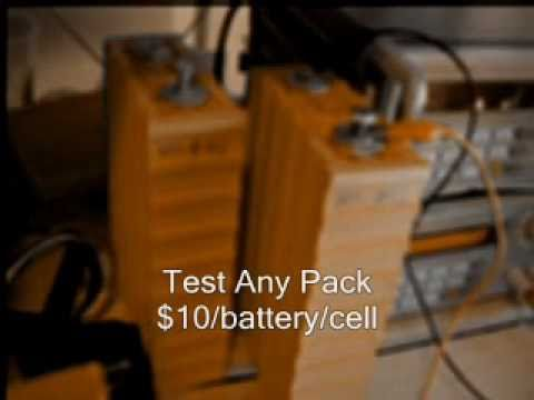Weak Lithium Ion Battery Detection without Datalogger - Vancouver BC