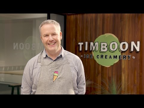 Timboon Fine Ice Cream - a local success story backed by NAB