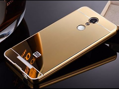 Xiaomi Redmi Note 3 Mirror Effect Metal Case Full Protection Most Powerfull