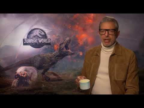 Jeff Goldblum on Plan B