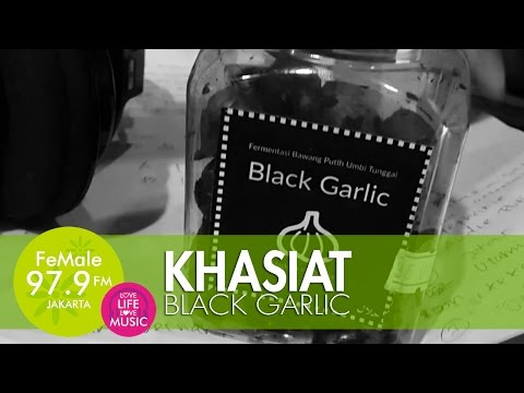 Khasiat Black Garlic