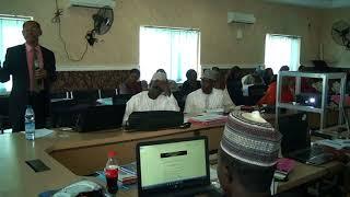 Presentation on Activisim by Barr Eze Onyekpere Part 10