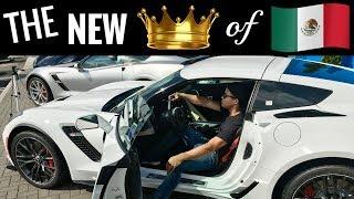 TRADING my Challenger RT for a Corvette Z06!