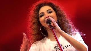 العاصمة تحتفل بليلة رأس السنه مع ملكة المسرح ميريام فارس