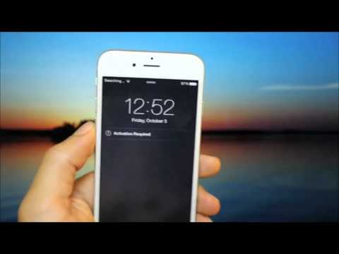 How to Unlock O2 iPhone locked on UK Carrier by IMEI number