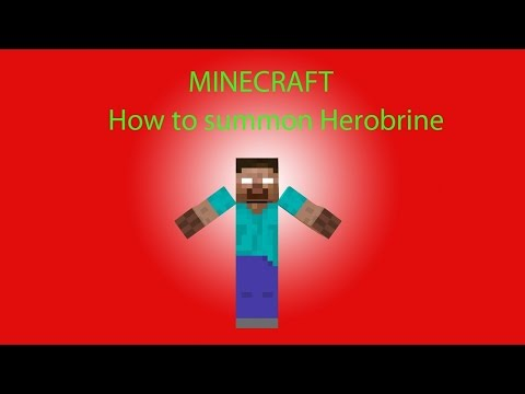 Minecraft: How To Spawn Herobrine 100% Works- XboxOne/Ps4/Xbox360/Ps3 *NEW WAY* PART 5