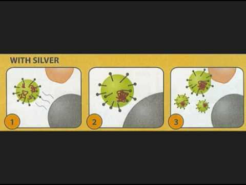 Colloidal Silver - Exactly How Does It Kill Viruses?
