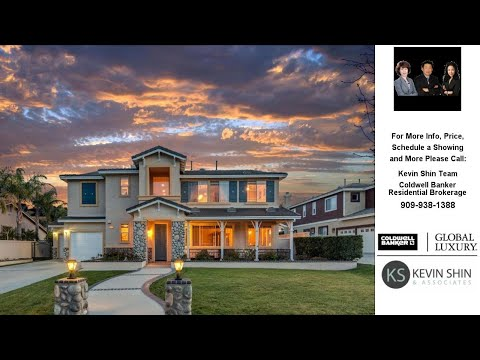 13631 Jeremy Ct, Rancho Cucamonga, CA Presented by Kevin Shin Team.