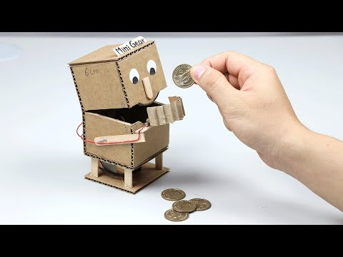 How to Make Robot FaceBank BOX