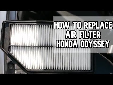 How to replace your car air filter DIY video