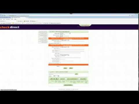 accept checks by e-mail  | electronic check processing
