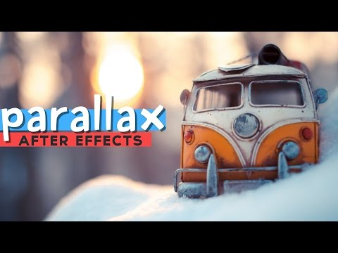 Parallax After Effects Tutorial