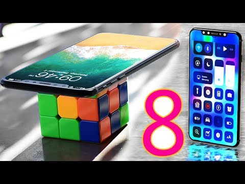 🔴 Real iPhone 8 - HD footage Leaked