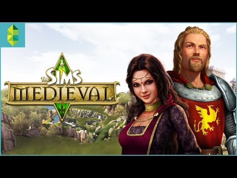 KINGDOM OF HOGWARTS | The Sims Medieval - Part 1