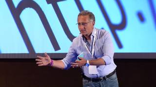 Way Into the Future ..But Watch Your Step!   Paolo Bonolis   TEDxLUISS