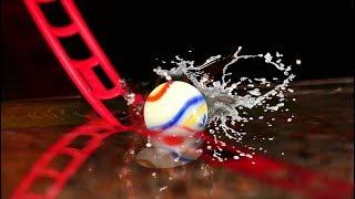 Marble race: SPLASH with Elevetor - Underwater marble run Tournament