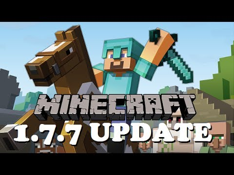 ★Minecraft 1.7.7 UPDATE - Name Change Feature Added! (Minecraft Security Issues)