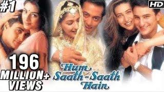 Hum Saath Saath Hain Full Movie | (Part 1/16) | Salman Khan, Sonali | New Released Full Hindi Movies