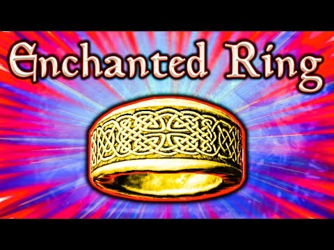 Skyrim SE - Enchanted Ring - Rare Jewelry Guide