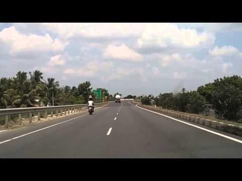 Bangalore to Pondicherry Road Trip - Joy Ride 1