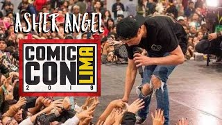 Asher Angel - Comic Con Lima 2019