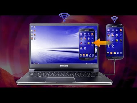 Tutorial: Control Your Samsung Galaxy From A PC