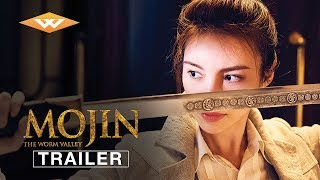 MOJIN: THE WORM VALLEY (2019) Official Trailer