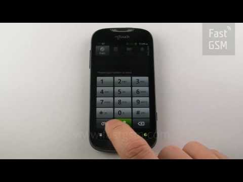 Unlock T-Mobile myTouch 4G by Unlock Code