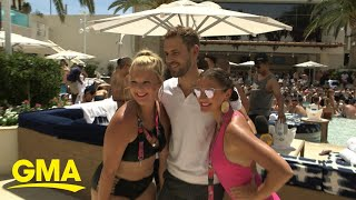 Jessica Mulroney and 'Bachelor' Nation's Nick Viall throw ultimate bachelorette party | GMA