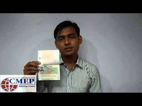 Bangladesh students got visa to study in Spain through CMEP Advising Center
