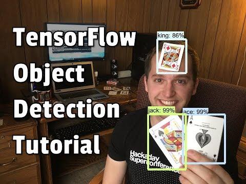 How To Train an Object Detection Classifier Using TensorFlow 1.5 (GPU) on Windows 10