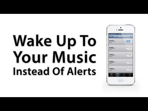 [iOS Advice] How To Use A Song As An Alarm In iOS 6