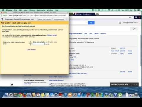 How To Mask Your Gmail Address With Another Email