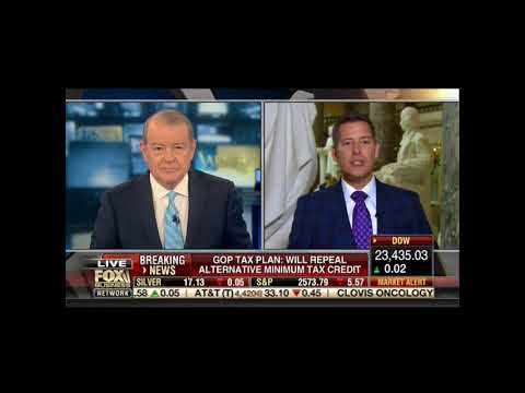 Sean Duffy on the New Tax Reform Bill
