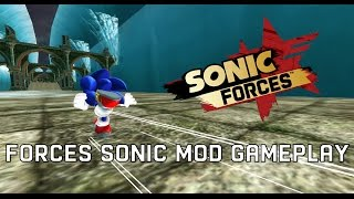SONIC FORCES - The 2D Redundancy Effect  #ForcesVSMania
