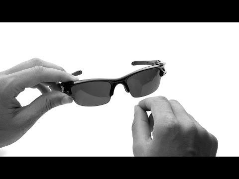 Oakley Fast Jacket Lens Replacement & Installation Instructions