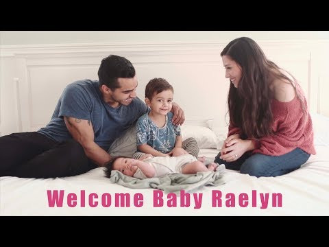 Welcome Baby Raelyn | David Lopez