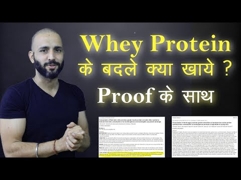 Cannot Afford Whey Protein? Watch this | Cheap post workout options
