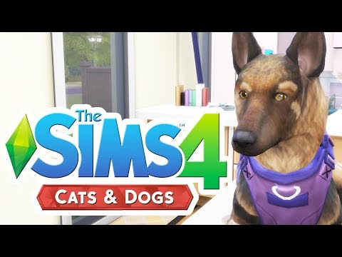 The Sims 4 | Cats & Dogs | Part 1 [Vet Check Up]