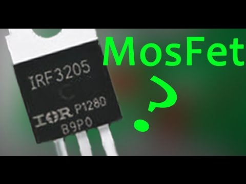 how to check mosfet with digital multimeter  mosfet tester