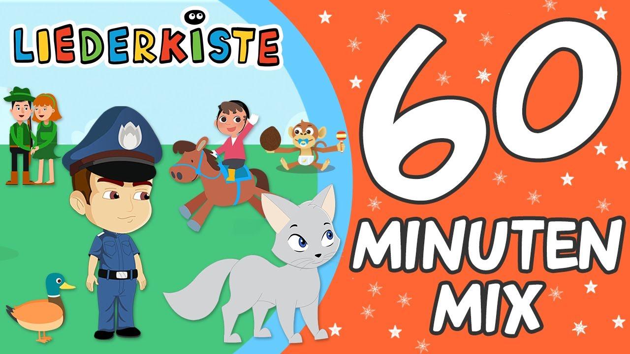 Kinderlieder Mix - 60 Minuten | Liederkiste
