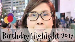 黑咪生活   Birthday Highlight - 食食食同食
