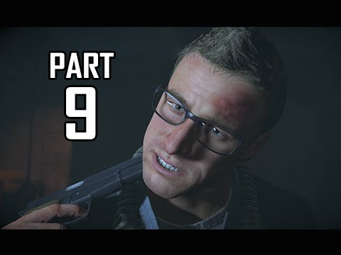 Until Dawn Walkthrough Part 9 - Home Movies (PS4 Let's Play Gameplay Commentary)