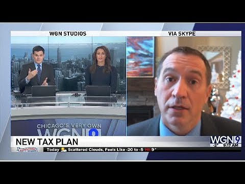 Tax Cuts and Jobs Act - Mark J Kohler on WGN Chicago