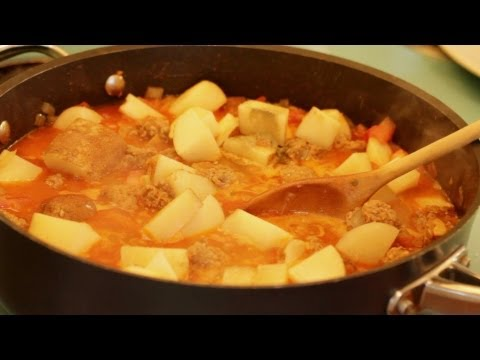 Spicy Chorizo Sausage Stew Recipe