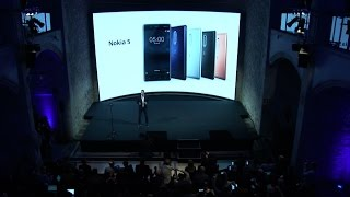 The next chapter. Nokia mobile 2017.
