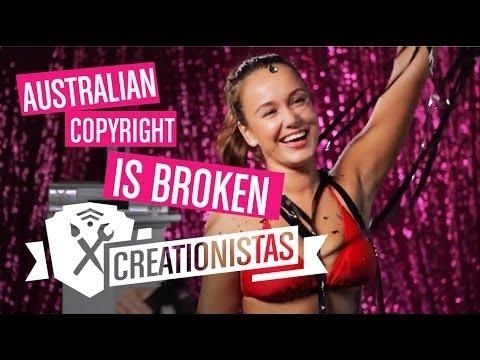 Creationistas - Australian Copyright Is Broken