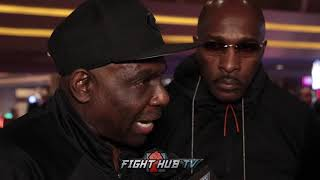 Download MIKE STAFFORD & BARRY HUNTER DETAIL WHY ADRIEN BRONER HAS COME UP SHORT IN BIG FIGHTS Video